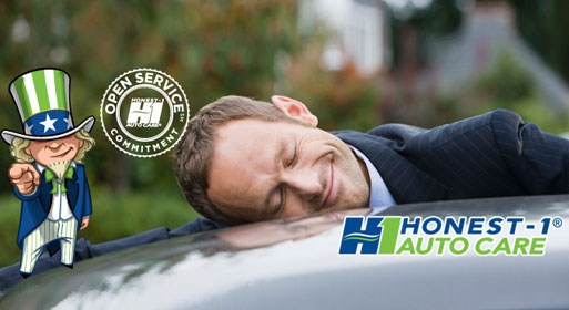 Honest-1 Auto Care Maple Grove - Open Service Commitment